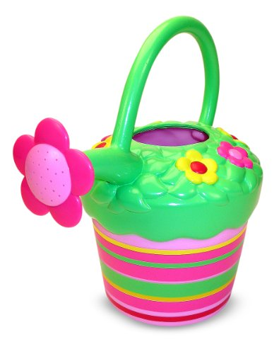 Melissa & Doug Sunny Patch TM Blossom Bright Watering Can (Patch Blossom Sunny)