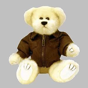 Amazon Com Ty Attic Treasures Baron The Bear Toys Amp Games