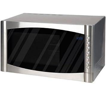 TEAM KALORIK Horno microondas combinado con función convección TKG MG 35 DGC - acero inoxidable
