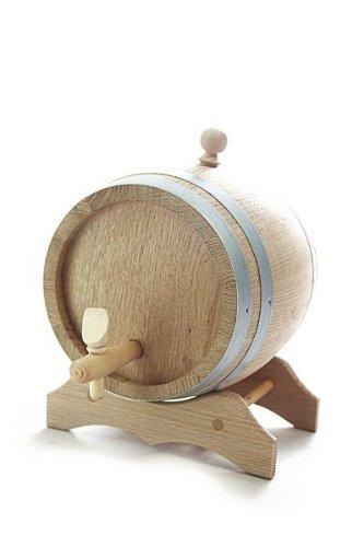 5 L Barrel with wooden stand, European oak wood andere Hersteller