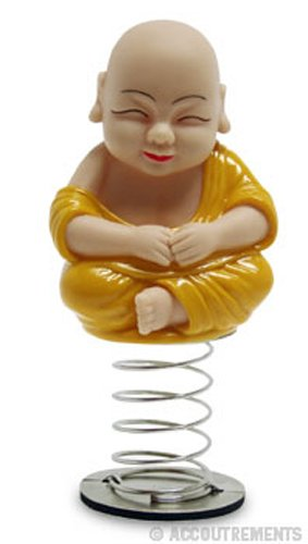 Accoutrements Dashboard Monk