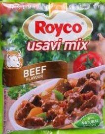amazon com royco usavi mix beef soup 75g made in zimbabwe pack