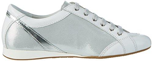 Mephisto Damen Bernie Sneaker Weiß (WHITE)