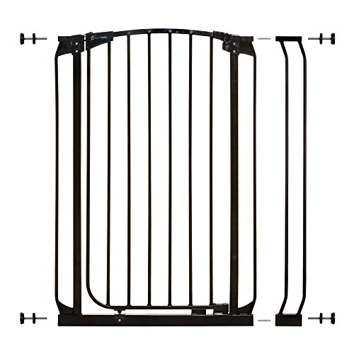 - Dreambaby Chelsea Extra Tall Auto Close Security Gate w/ 3.5