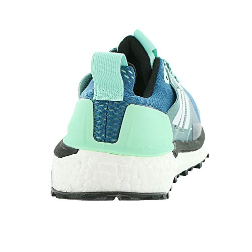 adidas Outdoor Women's Supernova Trail Real Teal/White/Clear Mint 8 B US