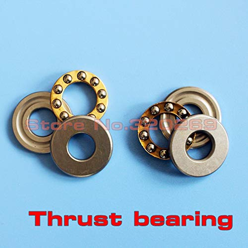 15mm*28mm*7mm 2PCS 6902ZZ Deep Groove Metal Double Shielded Ball Bearing