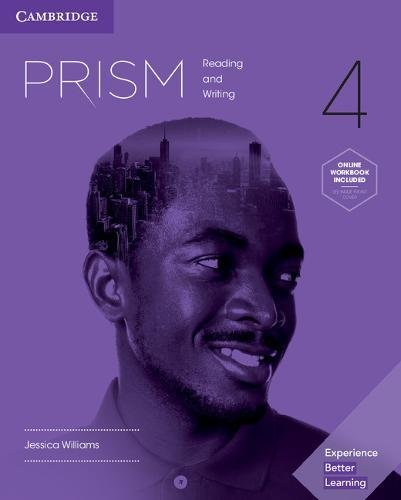 Prism Level 4 Student's Book with Online Workbook Reading and Writing