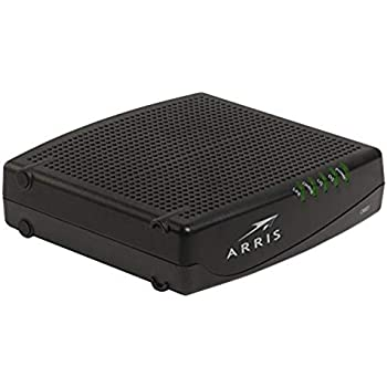 Amazon Com Arris Cm820a Cable Modem Docsis 3 0 Latest
