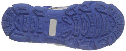 Lurchi Travis Ii - Zapatillas Niños Azul - Blau (blue 42)
