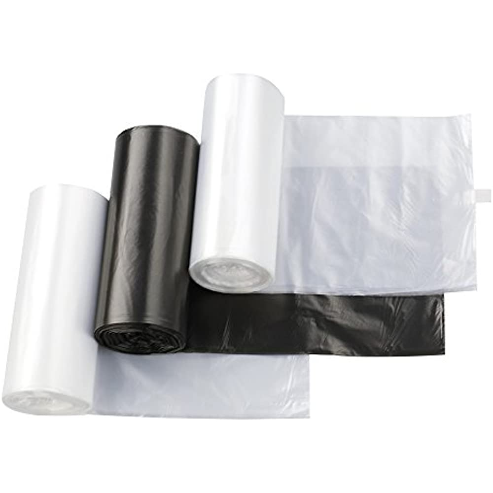 Details about 2 5 Gallon Small Trash Bags, 75 Counts, BCW Health & Personal  Care