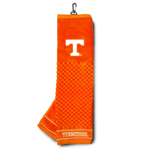 NCAA Tennessee Embroidered Team Golf Towel