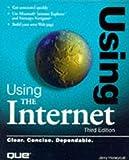 Using the Internet, Jerry Honeycutt, 078971406X