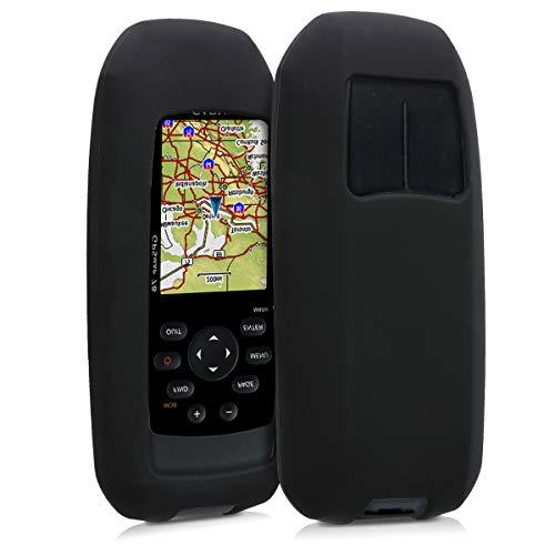 - kwmobile Case for Garmin GPSMap 78 / 78s / 73 - GPS Handset Navigation System Soft Silicone Skin Protective Cover - Black