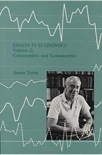 Essays In Economics Volume  Macroeconomics The Mit Press  Essays In Economics Vol  Consumption And Economics