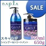 NAPLA Caretect HB Scalp Shampoo & Treatment 750ml, 650g set