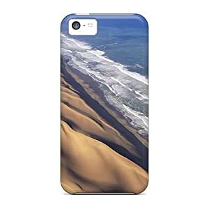 High Quality LastMemory Mediterranean Coast Skin Case Cover Specially Designed For Iphone - 5c