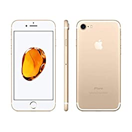 Simple Mobile Prepaid – Apple iPhone 7 (32GB) – Gold [Locked to Carrier – Simple Mobile]