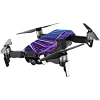 MightySkins Skin for DJI Mavic Air Drone - Neon Palms | Min Coverage Protective, Durable, and Unique Vinyl Decal wrap cover | Easy To Apply, Remove, and Change Styles | Made in the USA