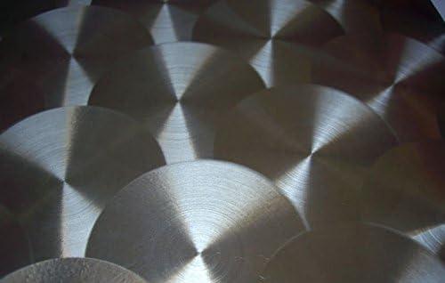 1000x1000mm Edelstahlblech V2A 1,5mm Edelstahl Blech Stärke