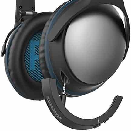 Bolle&Raven Wireless Bluetooth Adapter for Bose QuietComfort 25 Headphones (QC25)