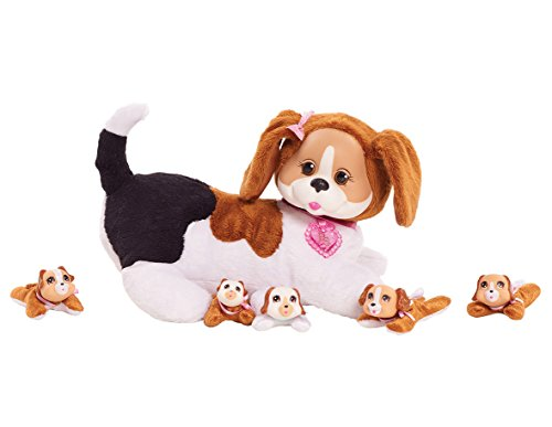 Plush Dream Play Toy (Just Play Puppy Surprise Plush, Misty)