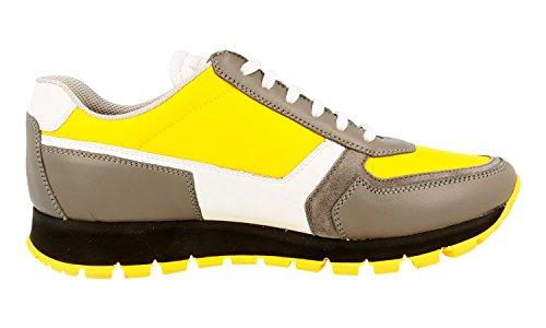 Women's Leather Prada Sneaker Trainers 3E6026 z0nnqwv7