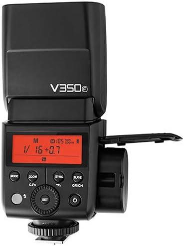 Godox V350F Flash for Select Fujifilm Cameras Godox PROPAC PB960 Lithium-Ion Flash Power Pack Camera Flash Speedlite Bundle