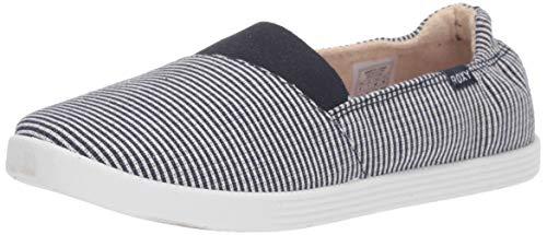 (Roxy Women's Danaris Sneaker Shoe, Navy, 9 M US)