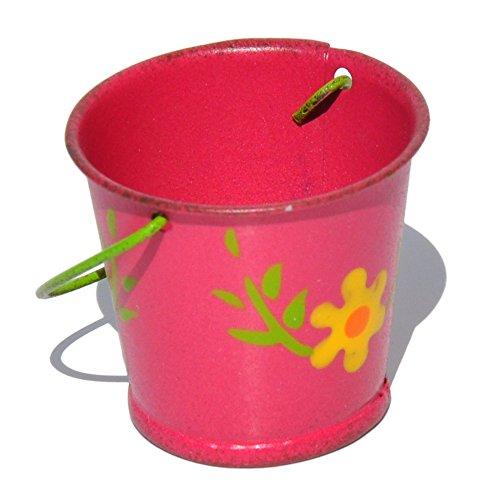 Miniature Fairy Garden Flower Bucket
