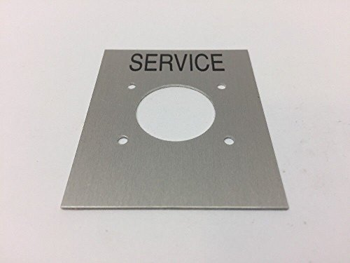 National Marking Products, Inc.. Identification Plate A-A-52483-1