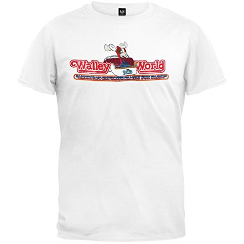 Walley World RollerCoaster Soft T-Shirt