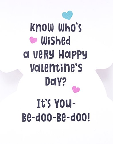 Hallmark Valentine's Day Greeting Card for Teacher (Scooby-Doo) Photo #5