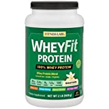 Fitness Labs WheyFit Protein (2 Pounds, Natural Vanilla) Review