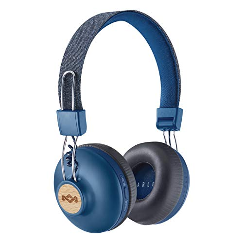 House of Marley Positive Vibration 2 Wireless Bluetooth On Ear Headphones]()