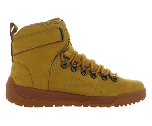 Creative Recreation Baretto Mens Läder Sneaker Boot Vete Tuggummi