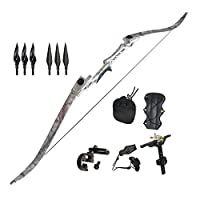 SPORTSMANN Archery Takedown Recurve Bow ...