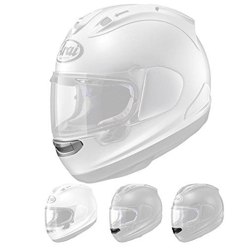 Arai Helmets 5941 Chin Vent for Corsair-X Helmets - White (Arai Chin Vent)