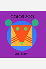 Color Zoo Board Book Board book