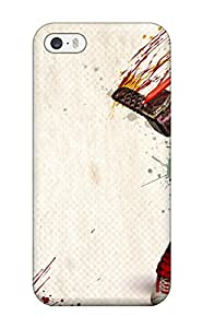 Everett L. Carrasquillo's Shop Best 3812196K87062729 For Iphone Protective Case, High Quality For Iphone 5/5s Cheerleader Zombie Hunter Skin Case Cover