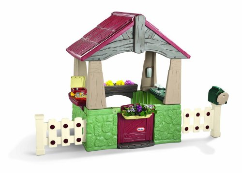 Little Tikes Home and Garden Playhouse by Little Tikes