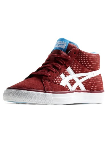 Onitsuka Red Farside Tiger White Burgundy 1zf1cwqrS5