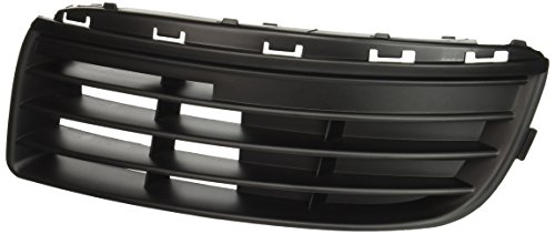 OE Replacement Volkswagen Jetta Front Bumper Grille (Partslink Number VW1036108) (10 Oe Grille Bumper)