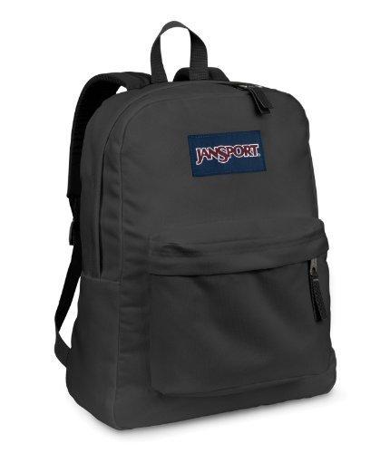 Jansport Backpack All Color Black Navy Grey Blue Purple Pink Green Red BAG-COLOR: Forge Grey