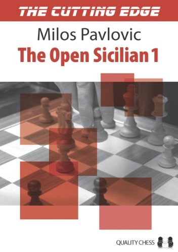 Cutting Edge 1: The Open Sicilian 1 (The Cutting Edge) (Board Edge Chess)