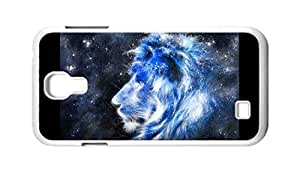 Cool Painting leo Snap-on Hard Back Case Cover Shell for Samsung GALAXY S4 I9500 I9502 I9508 I959 -323