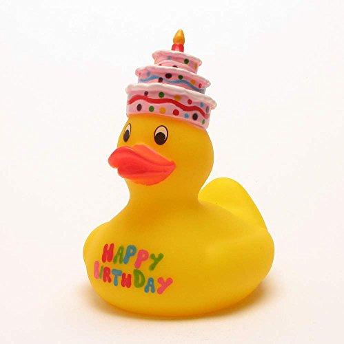 DUCKSHOP |Happy Birthday Rubber Duck | Bathduck | Rubber Duckie