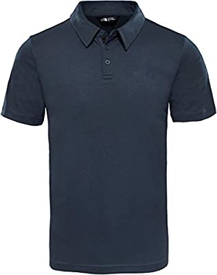 The North Face M Tanken Polo Urban Navy tee, Hombre, S: Amazon.es ...