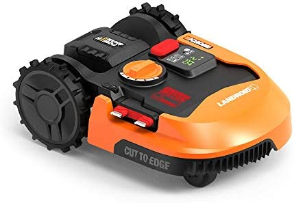 WORX WR150 L Lawnmower Landroid Robotic Mower, Orange