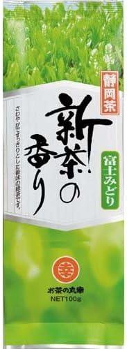 お茶の丸幸 新茶の香り 富士みどり 100g