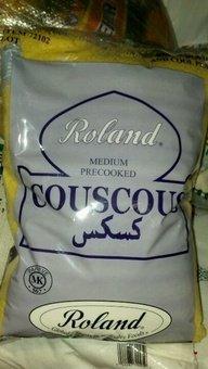 Roland: Precooked Couscous 4/11 Lb. Case by Roland